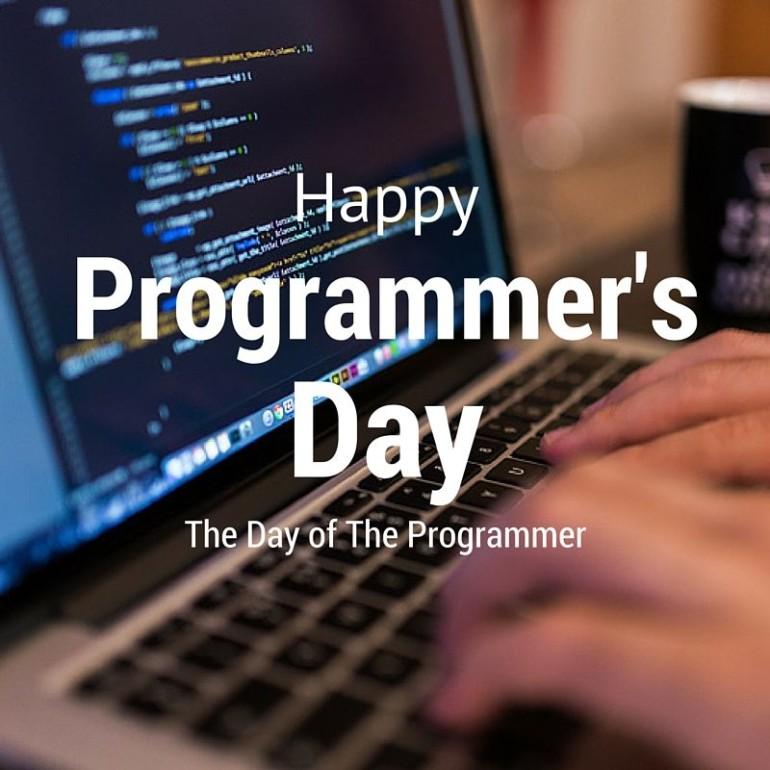 تبریک روز برنامه نویس