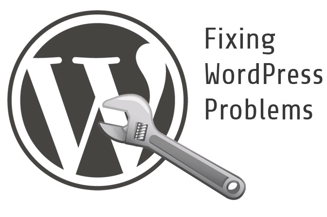 wordpress-problems